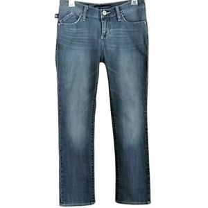 Rock & Republic Kendall Cropped Blue Jeans Size 4
